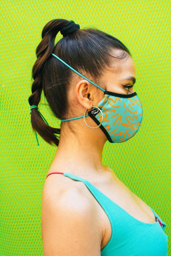 Mint mask